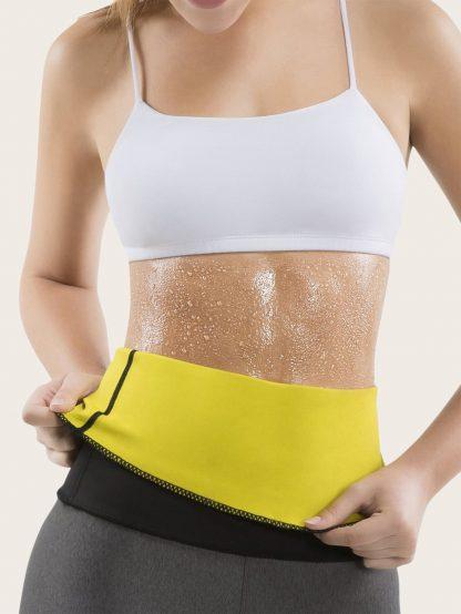 Waist Trainer Sweat Belt 1pc